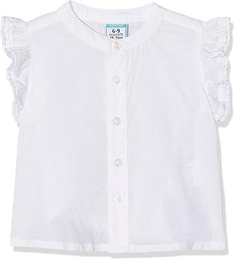 TOP TOP, Blusa blanca para bebés: Amazon.es: Ropa y accesorios
