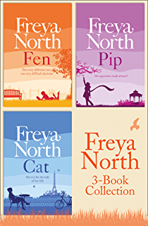 Freya north 3 book collection love rules home truths pillow freya north 3 book collection cat fen pip fandeluxe