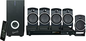Supersonic SC37HT 5.1-Ch DVD Home Theater Syastem