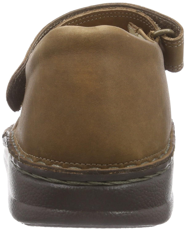 Finn Comfort (Kansas-nuss) Unisex-Erwachsene Baltrum Knöchelriemchen Braun (Kansas-nuss) Comfort 8a55b9