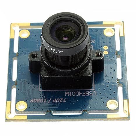 SVPRO 2 megapixel HD Free Driver USB Camera 1/2 7'' CMOS OV2710 Max  Resolution 1920X1080 USB Web Camera Module Support MJPEG Android Linux