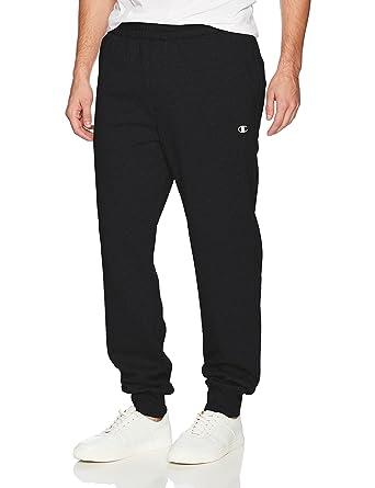 cc8f391cd85f Champion Men s Authentic Originals Sueded Fleece Jogger Sweatpant at Amazon  Men s Clothing store