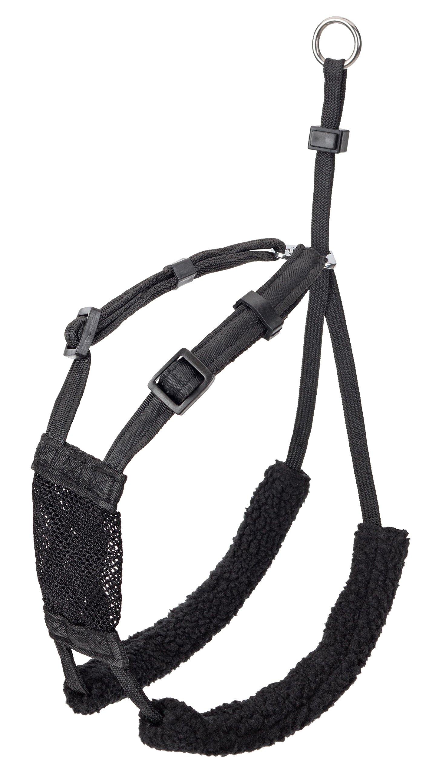 Company Of Animals Non-pull Harness, Black Medium by The Company of Animals (Image #1)
