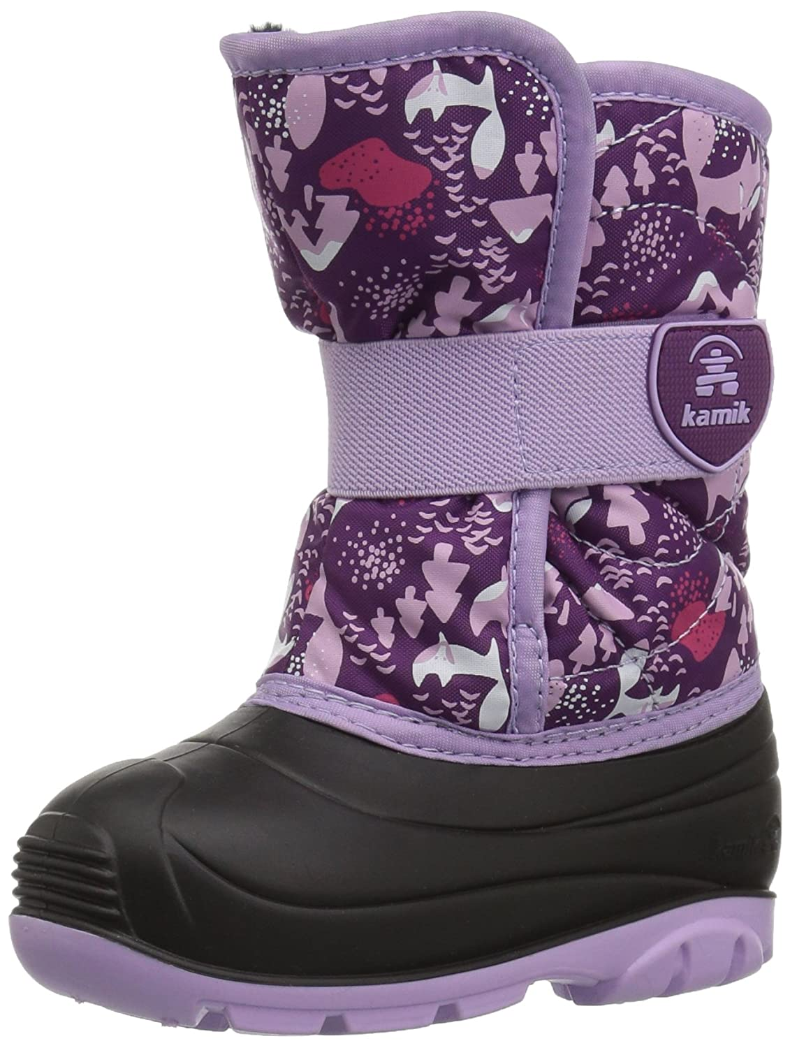 Kamik Kids' Snowbug4 Snow Boot,