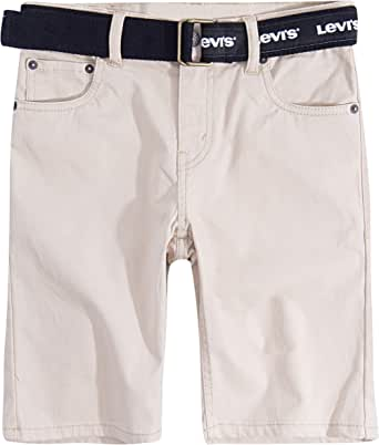 Levi's Boys' 511 Slim Fit Soft Brushed Shorts
