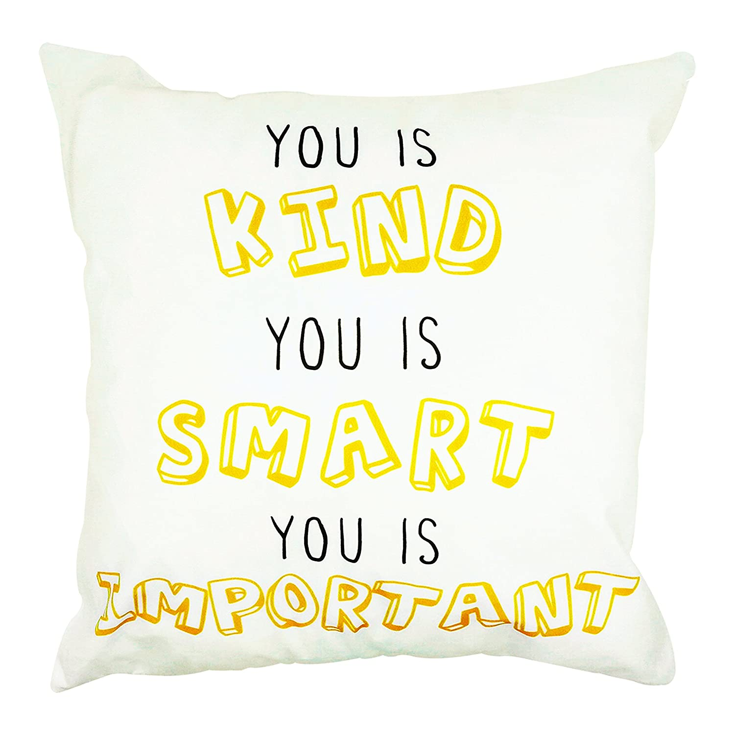 Amazoncom Arundeal 18 X 18 Inch Polyester Square Throw Pillow