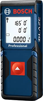 Bosch Blaze One 165 ft. Laser Measurer with Auto Square Footage Detection