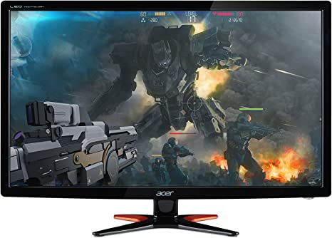 "GN246HL Bbid Acer 24/"" Widescreen LCD Monitor Display Full HD 1920 X 1080 1 ms"