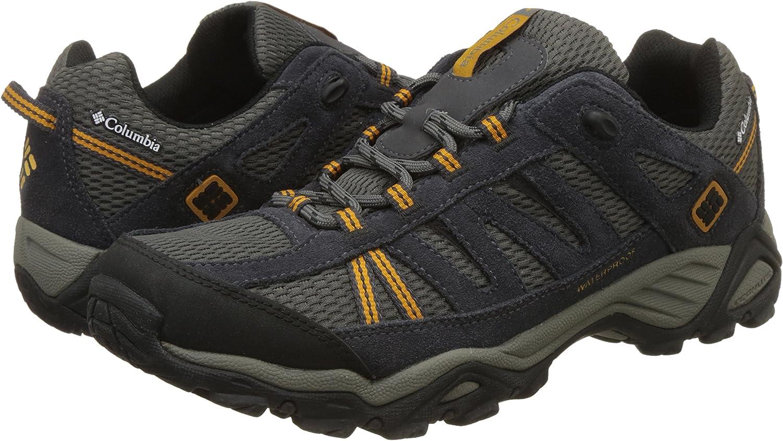 Columbia North Plain WP - Zapatos de Senderismo de Material sintético Hombre: Amazon.es: Zapatos y complementos