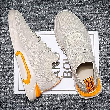 Mxjeeio 💖 Zapatillas Running para Hombre Aire Libre y Deporte Transpirables de Malla Casual Moda Gran tamaño Zapatos Gimnasio Correr Sneakers Zapatillas Antideslizantes Resistentes al Desgaste Verde: Amazon.es: Ropa y accesorios