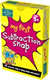 Subtraction Snap Card Game
