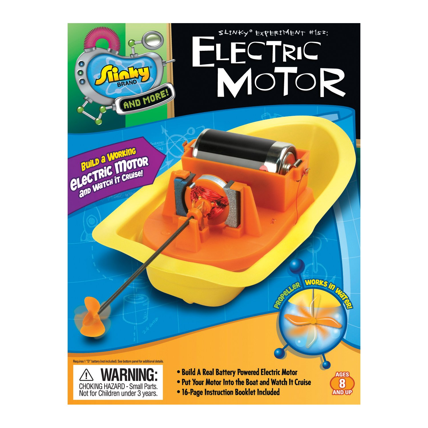 amazon com science and activity kits electric motor toys \u0026 games