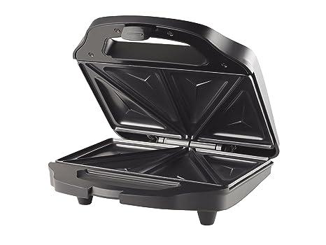 Sandwichera Tristar SA-3056 – Acabado de acero inoxidable – Dos sándwiches a la vez