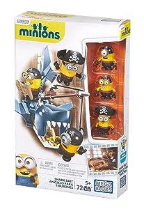 Mega Construx Minions Shark Bait Figure Pack