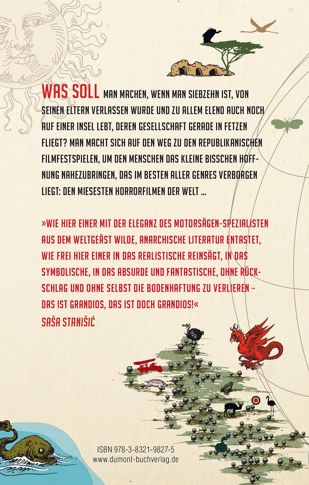 Der Krieg Im Garten Des Konigs Der Toten Roman Amazon De Macht Sascha Bucher