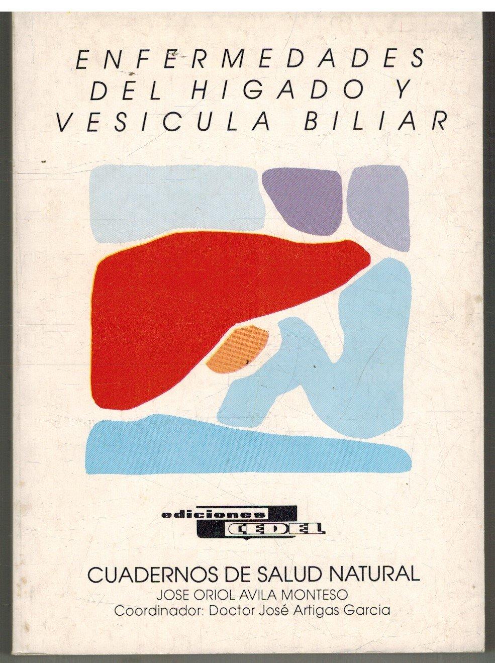 Enfermedades Del Higado Y Vesicula Biliar: Amazon.es: Jose Orio ...