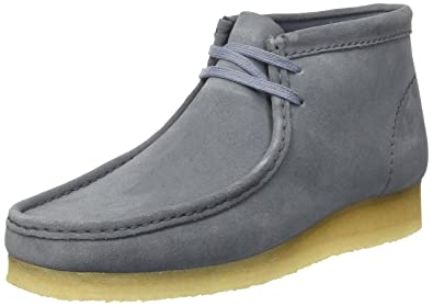new product 54219 6cd06 Clarks Originals Wallabee Boot, Mocassini Uomo
