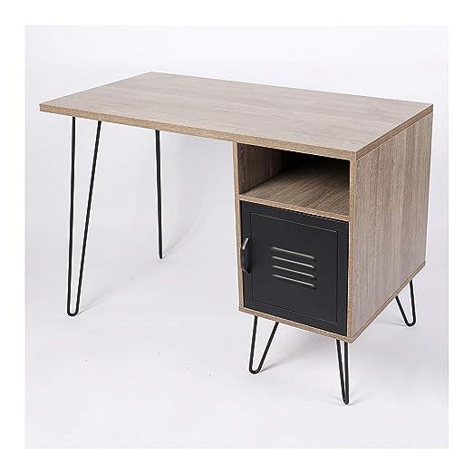 Cherry Tree Furniture CTF STELLA - Mesa de escritorio de madera ...