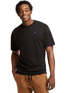 dffaea239e2c8 Amazon.com  Russell Athletic Heritage Men s Iconic Arch T-Shirt ...
