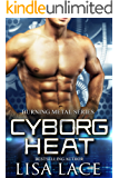 Cyborg Heat: A Science Fiction Cyborg Romance (Burning Metal Book 1)