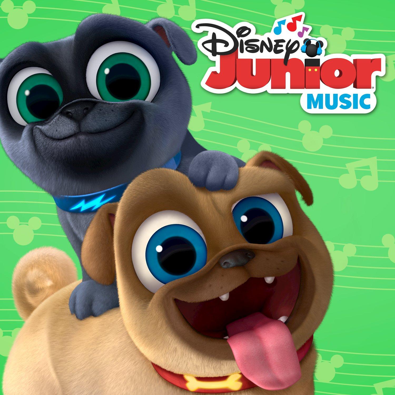 Puppy Dog Pals: Disney Junior Music by