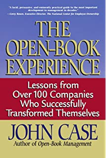 open book management coming business revolution the john case