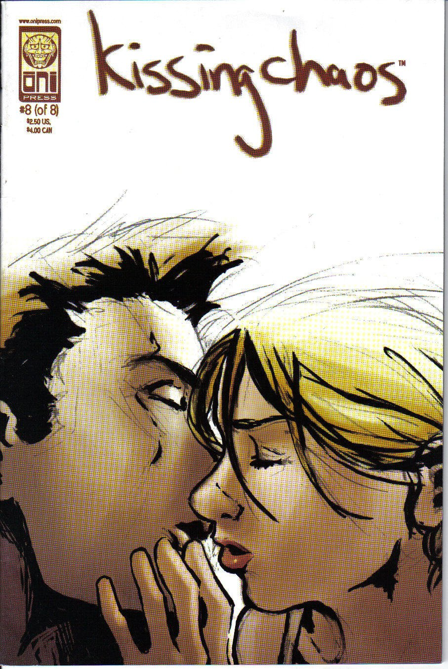 Kissing Chaos, Edition# 8 ebook
