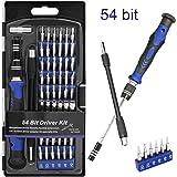 Set di cacciaviti, Migimi 54 in 1 Bit Driver Kit precisione Kit di attrezzi di riparazione per orologio, Smartphone, iPhone, iPad, elettronica, Laptop, Tablet e altri dispositivi di precisione