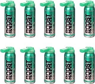 product image for Boost Oxygen Menthol Eucalyptus Portable Oxygen Pocket Size (10 Pack)