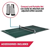 MD Sports No Assembly Required Table Tennis
