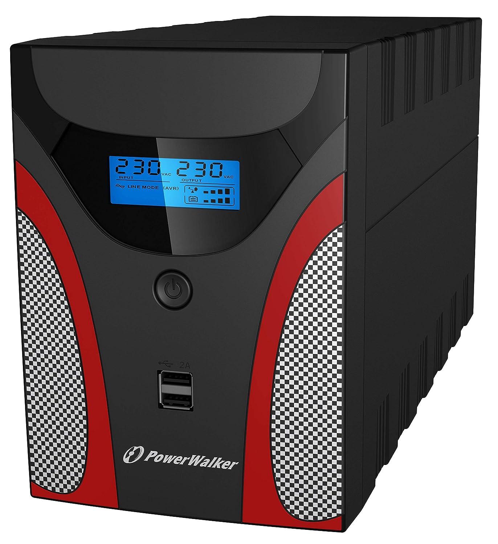 PowerWalker VI 750 PSW Line-Interactive Unterbrechungsfreie Stromversorgung