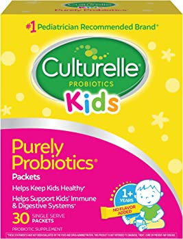 30-Count Culturelle Probiotics for Kids
