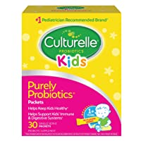 Culturelle Kids Packets Daily Probiotic Supplement | Helps Support a Healthy Immune...