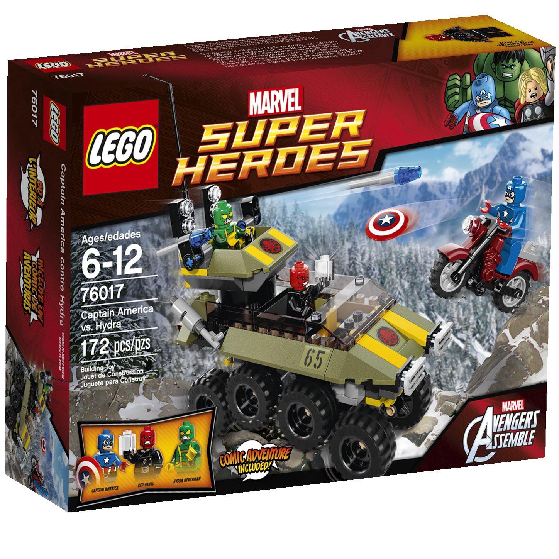 LEGO Super Heroes - Marvel 76017 Juego de construcción Capitán ...