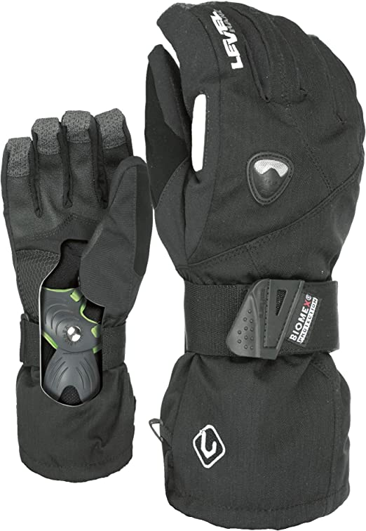 XL Level Fly Trigger Glove 2020 Black Gr 9,5 Snowboardhandschuh mit Protektor