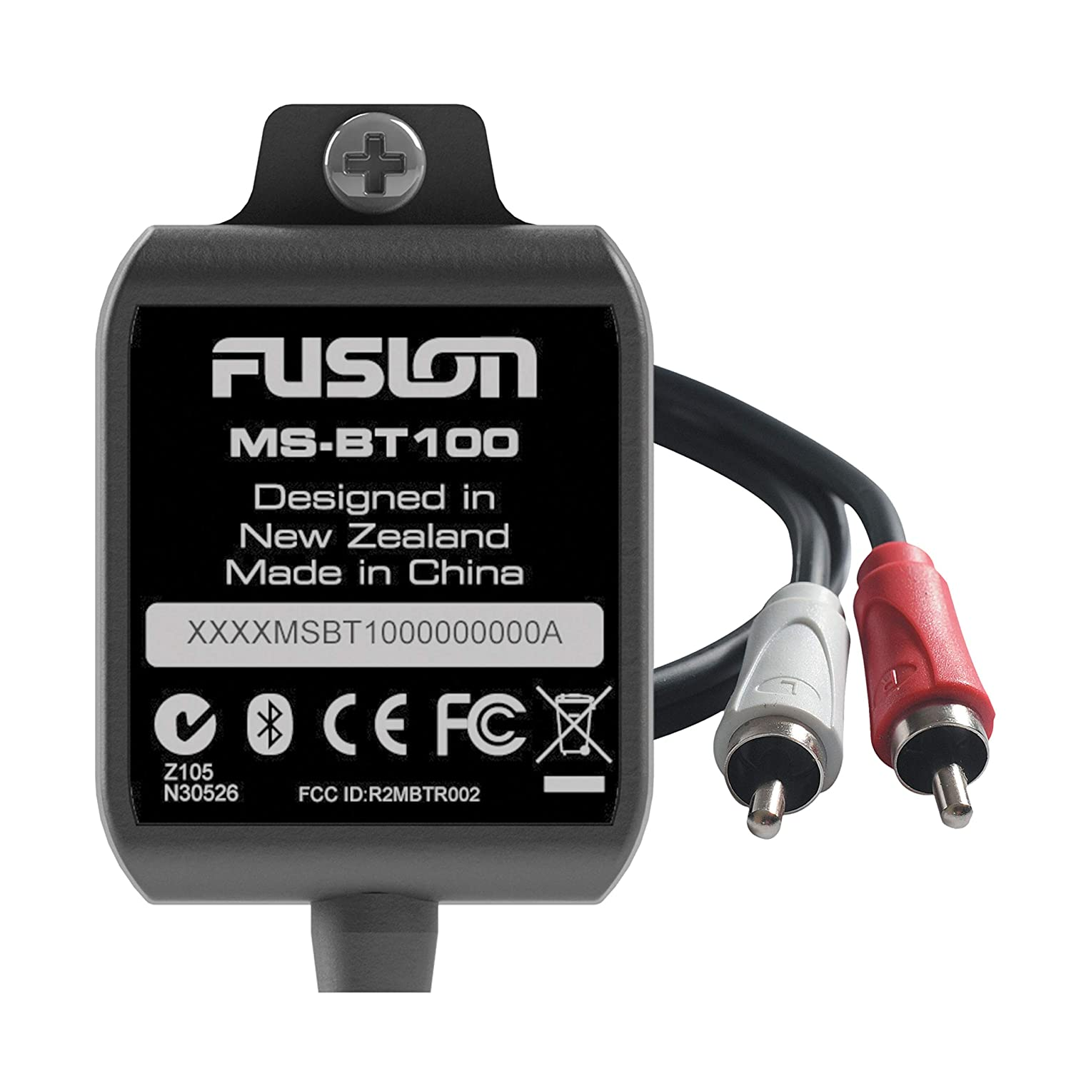 Fusion Ms Bt100 Bluetooth Dongle For Marine Electrical Wiring Diagram Pioneer Ipod Cable Clarion Head Unit Stereo Units Sports Outdoors