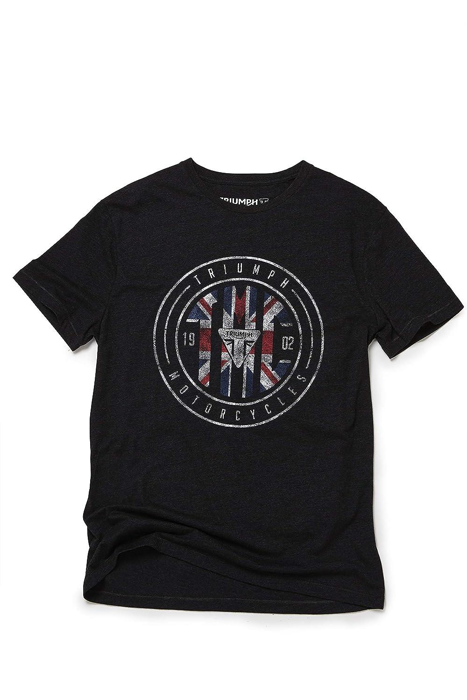 Vé ritable Triumph Motorcycles Nixon T-Shirt Laguna Motorcycles
