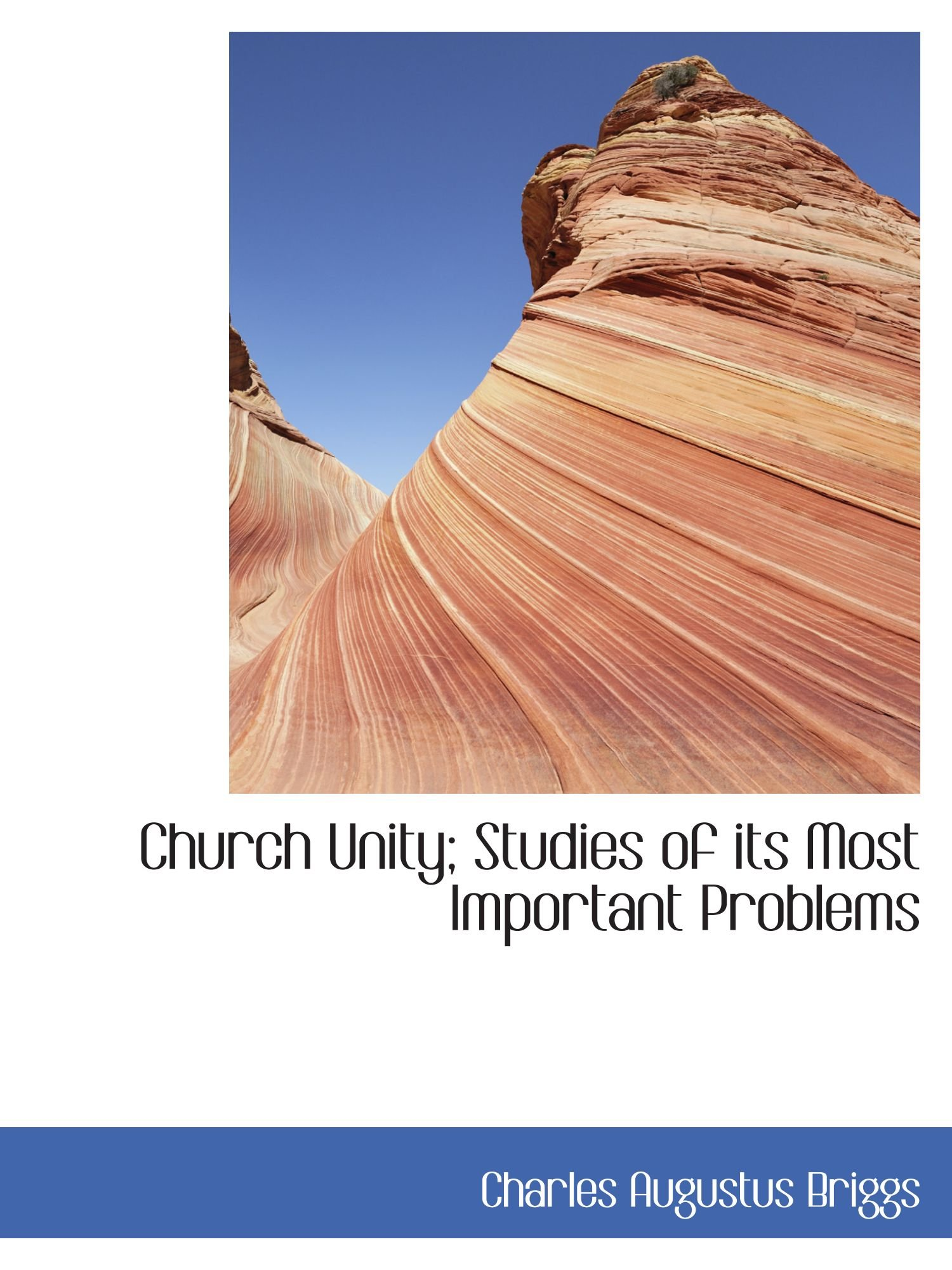 Download Church Unity; Studies of its Most Important Problems pdf epub