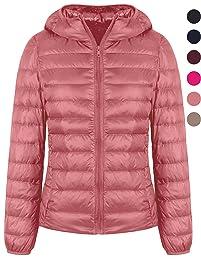 Womens Down Coats Amp Jackets Amazon Ca