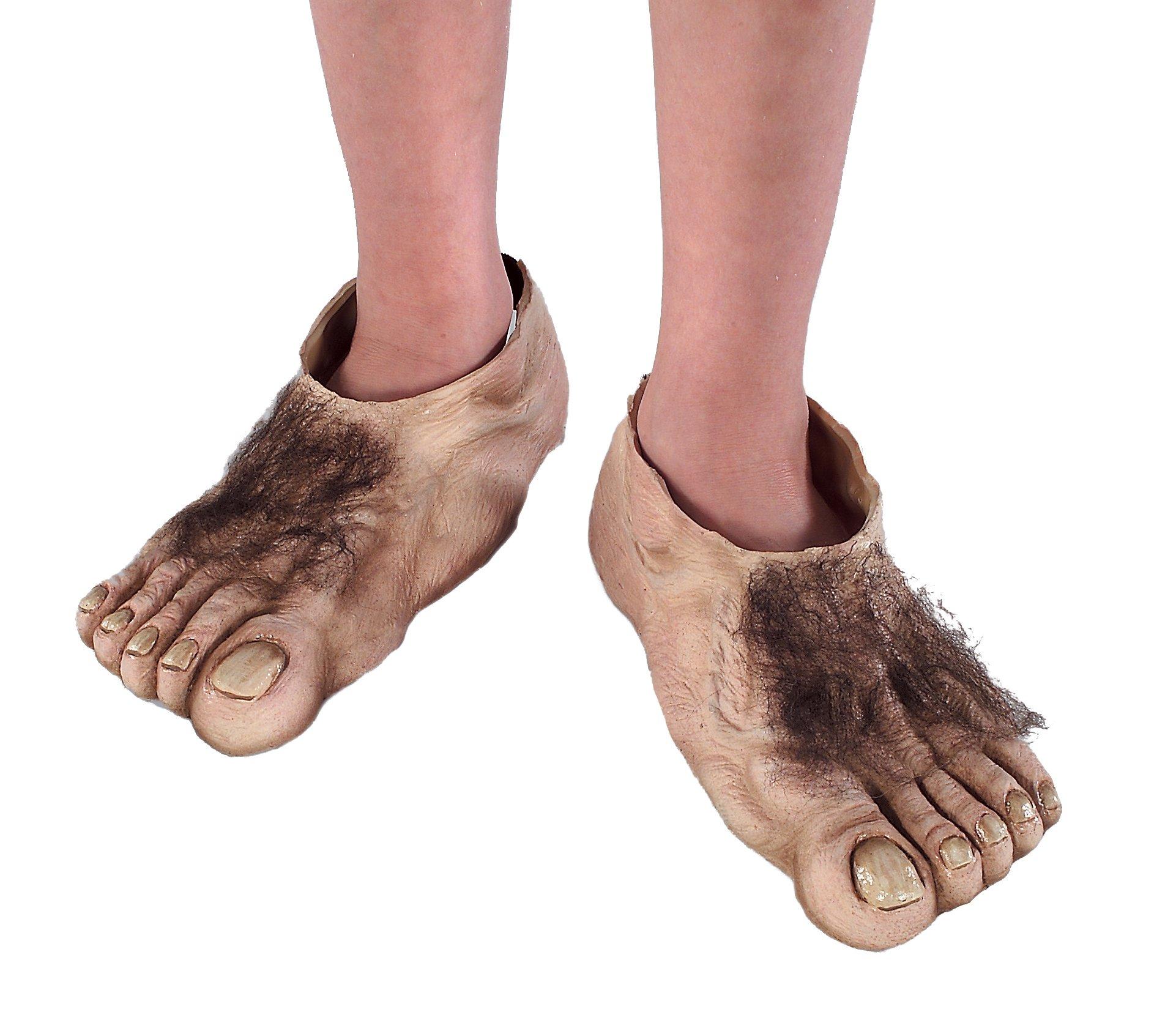 The Hobbit Feet by Rubie's