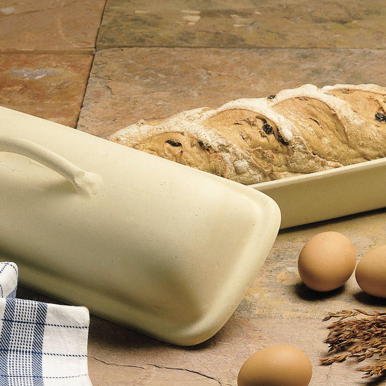 Sassafras Superstone Covered Bread Baker