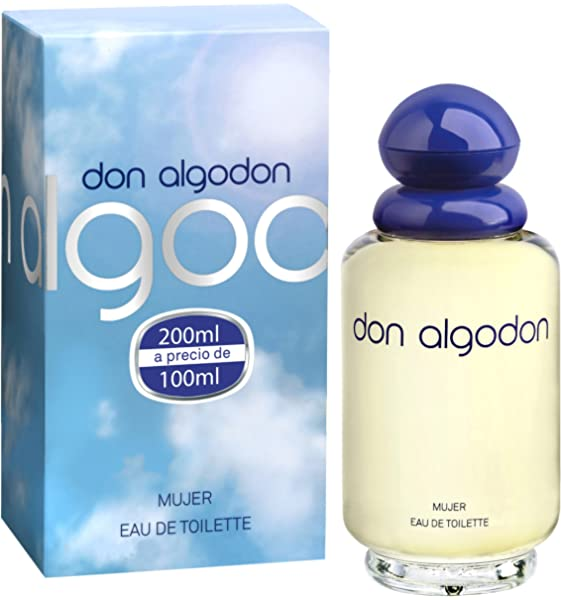 Don Algodon Agua de Tocador Vaporizador - 200 ml: Amazon.es