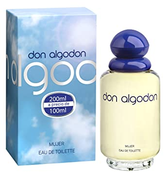 Don Algodon Woman Eau de Toilette Spray 200 ml