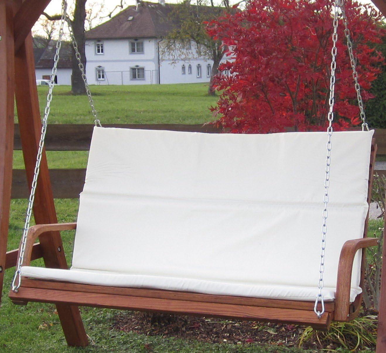 ASS Design Bank aus Holz L/ärche f/ür Hollywoodschaukel 2-Sitzer KUREDO von ohne Gestell!!!
