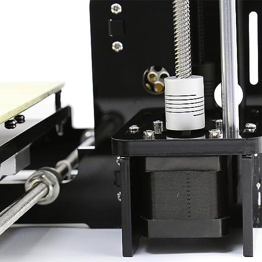Auto Nivelación Anet A8 con filamento incluido - Prusa i3 DIY ...