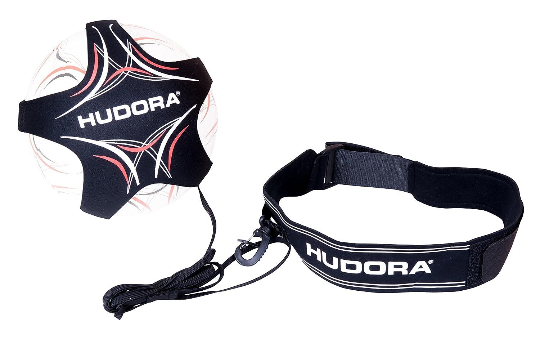 Hudora Fútbol Rebound Trainer, Negro/Rojo, One Size: Amazon.es ...