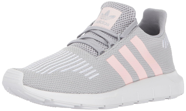 adidas Women's Swift Run W B01MSZ4SJY 10 B(M) US|Grey Two/Ice Pink/White