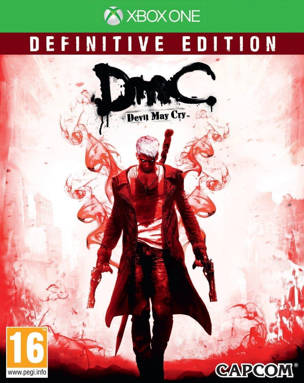 DMC – Devil May Cry (Xbox One) (New): Amazon.es: Videojuegos