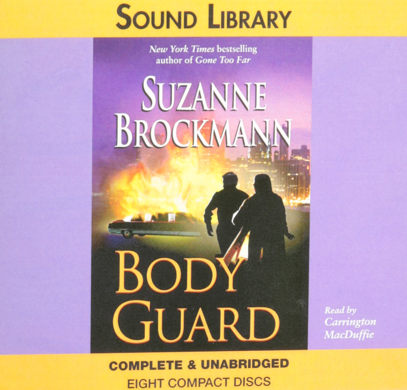 Bodyguard by Sound Library