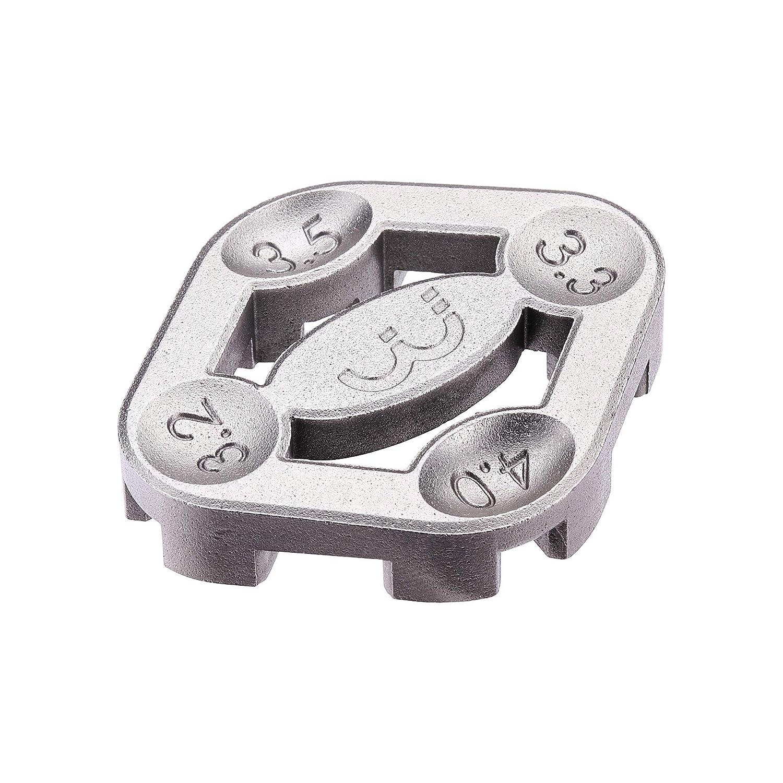 Fahrradspeichenschlüssel Radspeichenschlüssel Werkzeug Nippel Fahrradzubehör Du